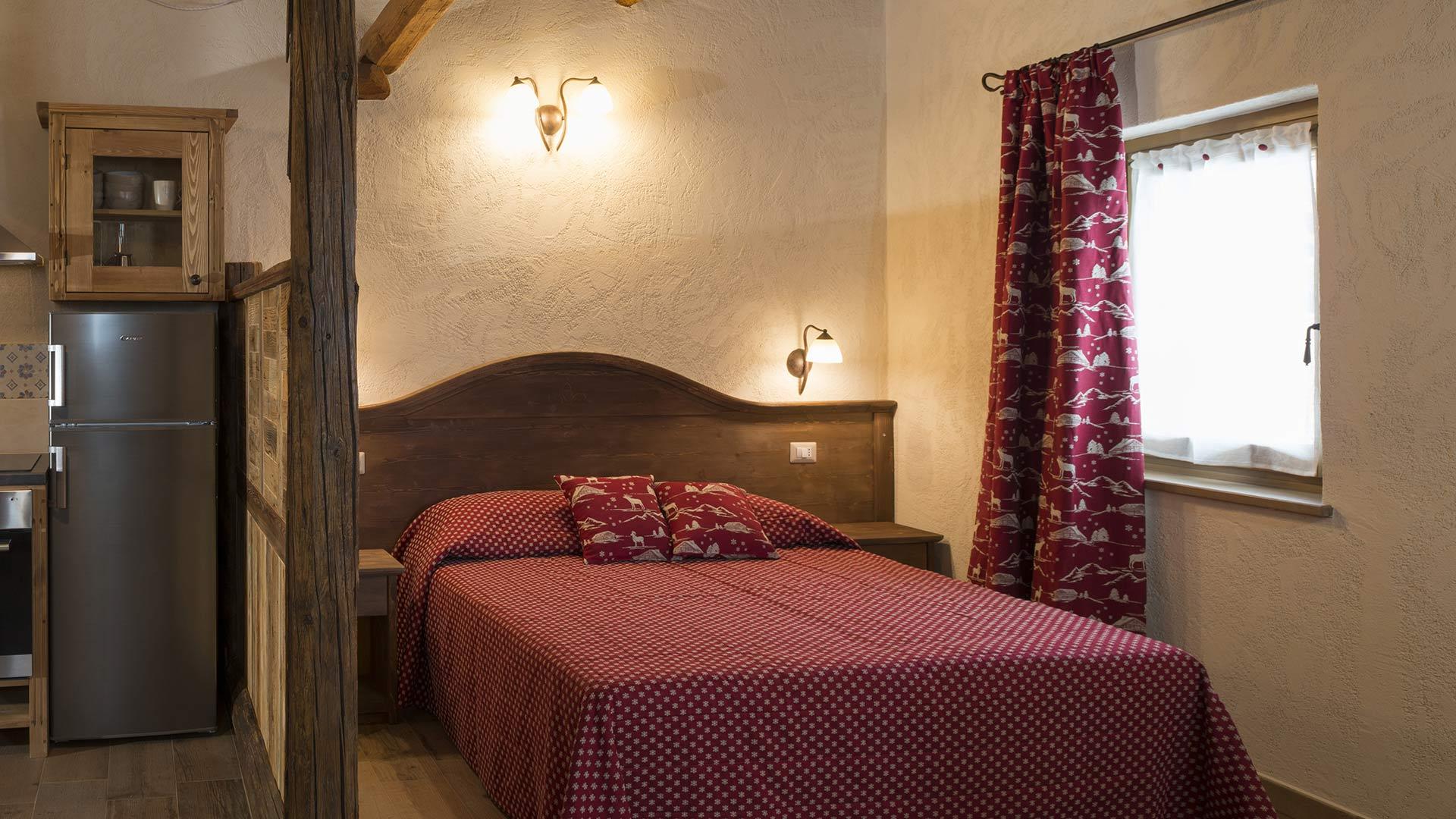 Monolocale in affitto ad Aosta